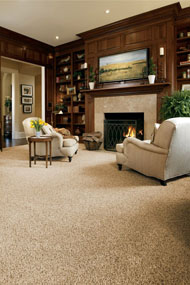 Carpeting is perhaps the most widely used form of flooring and is offered in the widest variety of colors, styles and textures.