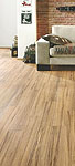 Laminate flooring offers a wide selection of durable designs